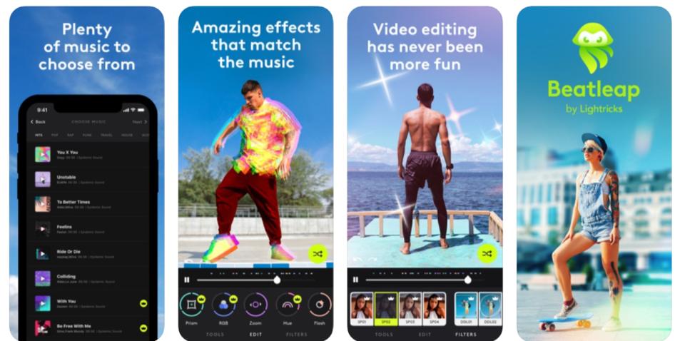 Musique Les créateurs de Facetune dévoilent une nouvelle app pour TikTok