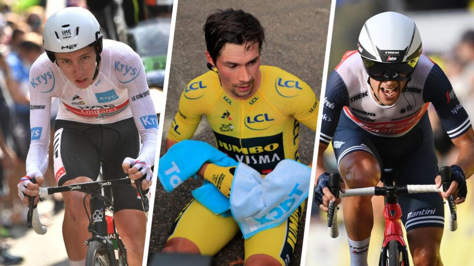 Maillot de bain Cyclisme – Tour de France – Pogacar, Roglic, Porte : ce qu'il faut retenir de la 20e étape