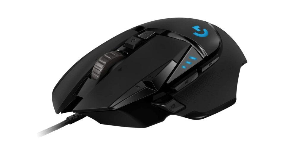High-tech Moins de 50 € pour l'une des meilleures souris du 2d, la Logitech G502