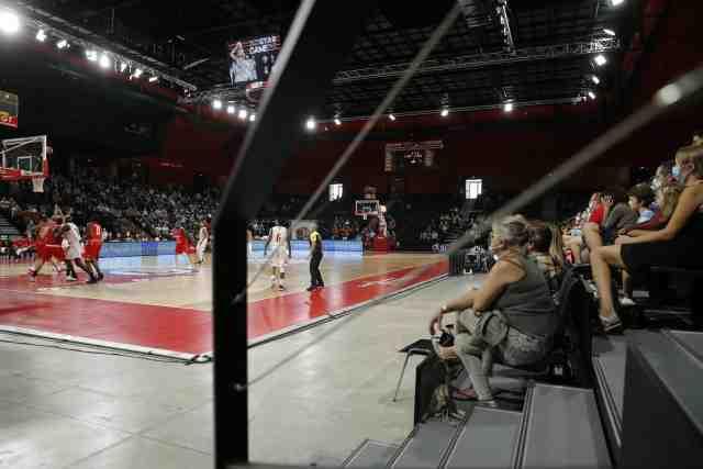 Basket Basket – Jeep Elite – Jeep Élite: reprise en comité réduit