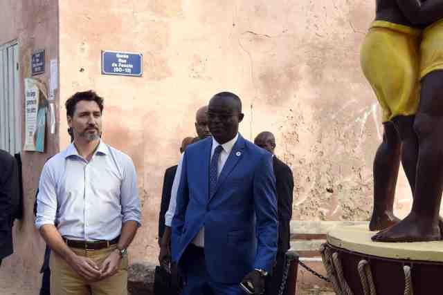 Football Foot – SEN – Racisme – Racisme: Augustin Senghor, président de la Fédération sénégalaise, répond à Noël Le Graët