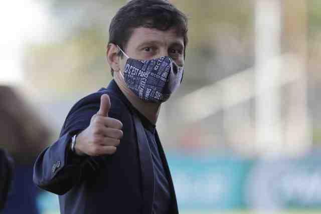 Football Foot – Transferts – PSG – Leonardo (PSG) sur le mercato: «Être un peu créatif»