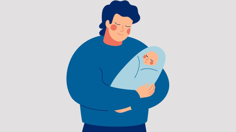 Bebe Jeune papa ayant pris un congé parental, j'espère que cet allongement du congé paternité n'est qu'un début