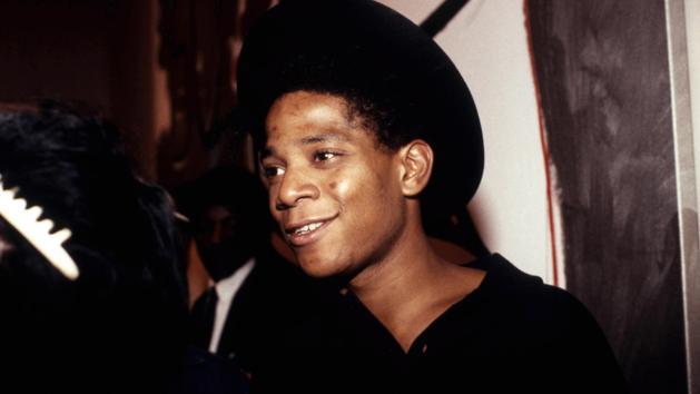 Enfant Exposition Basquiat à Nuits-Saint-Georges: l'authenticité des œuvres mise en motive