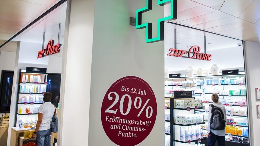 Maillot de bain Welche Läden trotz Lockdowns offen bleiben – und welche Artikel sie verkaufen dürfen