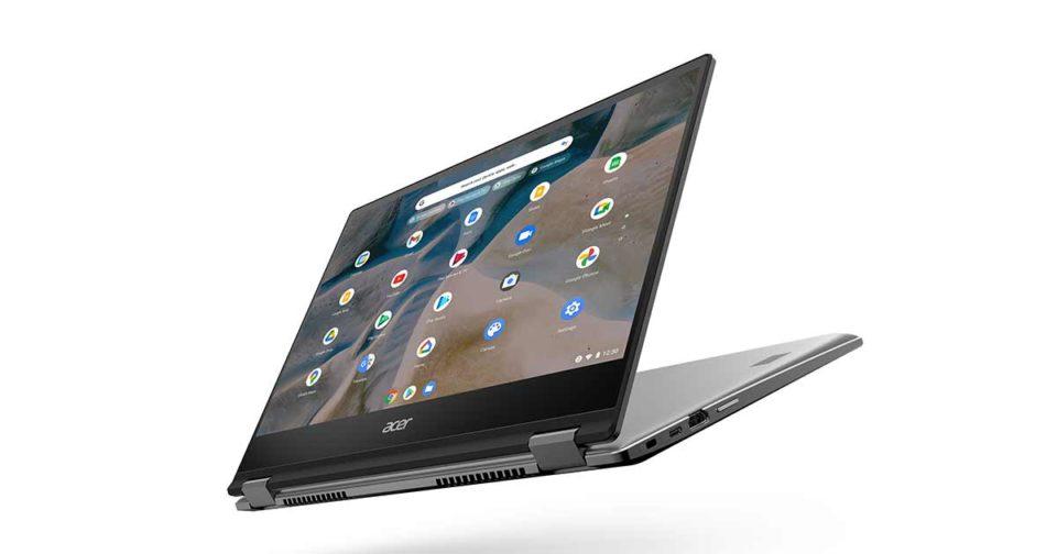 Maillot de bain Acer เปิดตัว Chromebook Lunge 514 ใช้ชิปฯ AMD Ryzen 3000 C และ AMD Radeon