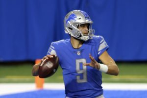 Maillot de bain Outdated Lions teammates react to capability Matthew Stafford alternate out of Detroit