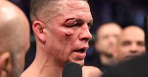 Maillot de bain Diaz reacts to Poirier's KO steal over McGregor: 'These guys net executed the total time'