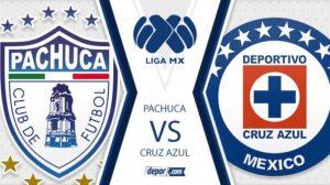 Maillot de bain HOY, Cruz Azul vs. Pachuca EN VIVO vía FOX Sports: incidencias por el Clausura MX