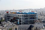 Maillot de bain A Paris, le Centre Pompidou sera fermé trois ans pour travaux