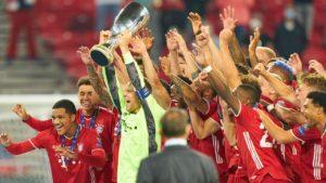 Maillot de bain Geldrangliste: Bayern München rückt auf Platz 3 vor