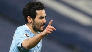 Maillot de bain İlkay Gündoğan attı, Manchester City liderliği aldı