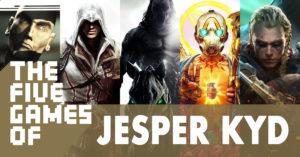Maillot de bain The 5 Video games of Jesper Kyd | Podcast
