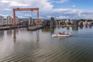 Maillot de bain Why Gothenburg is Europe's most sustainable metropolis OLD