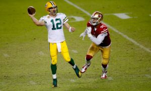 Maillot de bain 49ers reportedly luxuriate in passion in trading for Aaron Rodgers