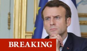 Maillot de bain It be not trying valid, Emmanuel! Macron hit by devastating election blow – Le Pen in first