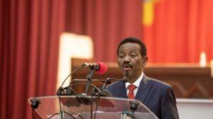Maillot de bain RDC: Christophe Mboso, partisan du président Tshisekedi, élu à la tête de l'Assemblée nationale