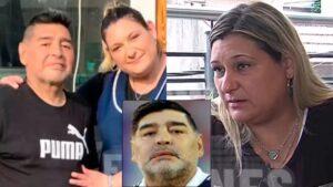 Maillot de bain Romina Milagros Rodríguez 'Monona', la cocinera de Maradona y su testimonio estremecedor