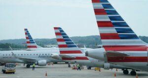 Maillot de bain American Airways advierte sobre 13,000 despidos en ausencia de ayuda oficial