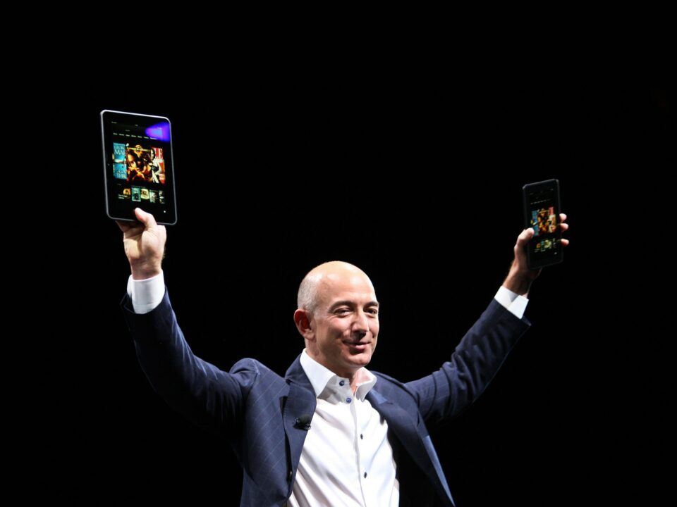 Maillot de bain Amazon's Supreme Gadget Hits: Highlights of the Bezos Generation