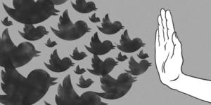 Maillot de bain Pourquoi la modération de Twitter fonctionne simal