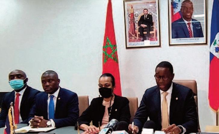 Ecole Une délégation haïtienne à Dakhla pour examiner les moyens de renforcer la coopération bilatérale