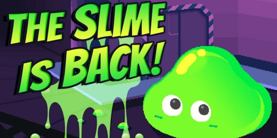 Maillot de bain Slime Labs is a physics-based puzzler from Neutronized that's heading for iOS and Android subsequent month
