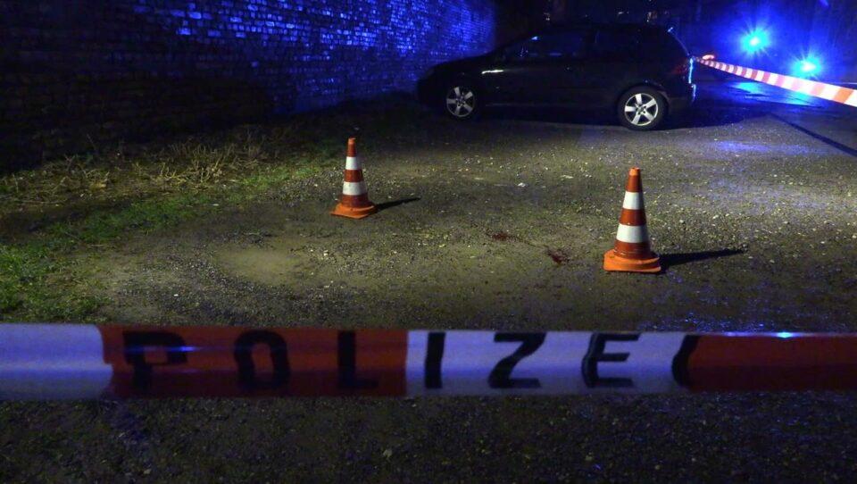 Maillot de bain Bergheim in Nordrhein-Westfalen: Schüsse bei Streit – ein Toter, zwei Schwerverletzte
