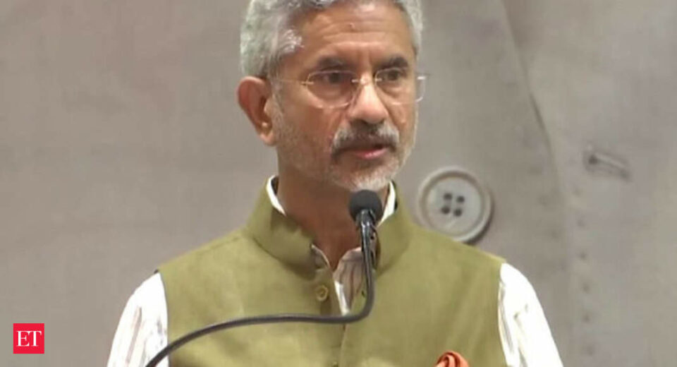 Maillot de bain Finances 2021 will most likely be remembered in coming 5-10 years: EAM S Jaishankar