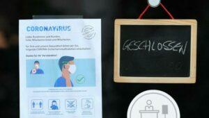 Maillot de bain Pleitegeier kreist – 30.000 heimische Betriebe stehen vor dem Abgrund