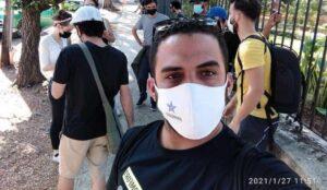 Maillot de bain Periodista independiente cubano Héctor Luis Valdés: Es tiempo de reaccionar, Cuba se nos hunde