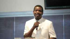 Maillot de bain How I became General Overseer of RCCG – Pastor Adeboye