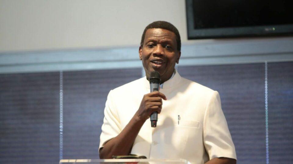 Maillot de bain How I became General Overseer of RCCG – Pastor Adeboye