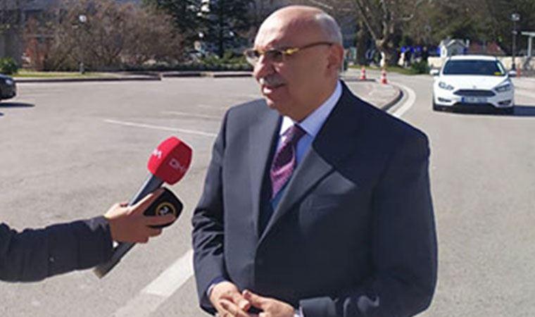 Maillot de bain AKP'li vekil trafik kazası geçirdi