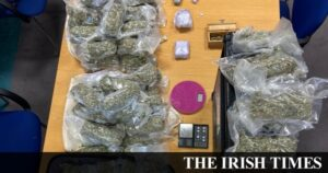 Maillot de bain Mammoth seizures replicate booming drug change, mumble gardaí