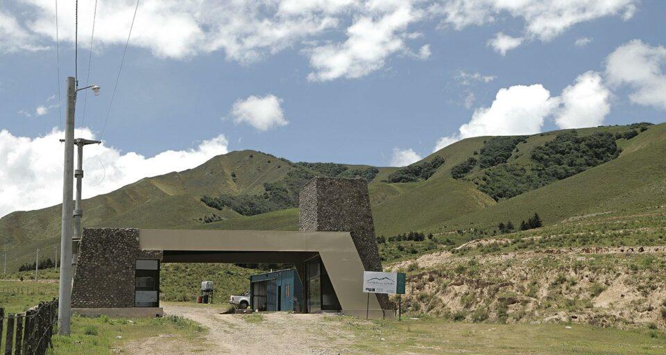 Maillot de bain Vida de montaña: Ayres del Lago abre el camino hacia el desarrollo urbano sustentable