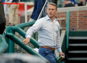 Maillot de bain Jed Hoyer makes no guarantees as Cubs proceed to buy stars earlier than Spring Training