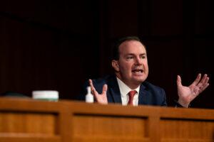 Maillot de bain GOP Senator Mike Lee Suggests Trump Deserves 2d Likelihood: 'All and sundry Makes Mistakes'