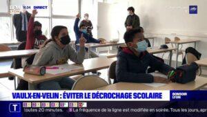 Ecole Vaulx-en-Velin : éviter le décrochage scolaire