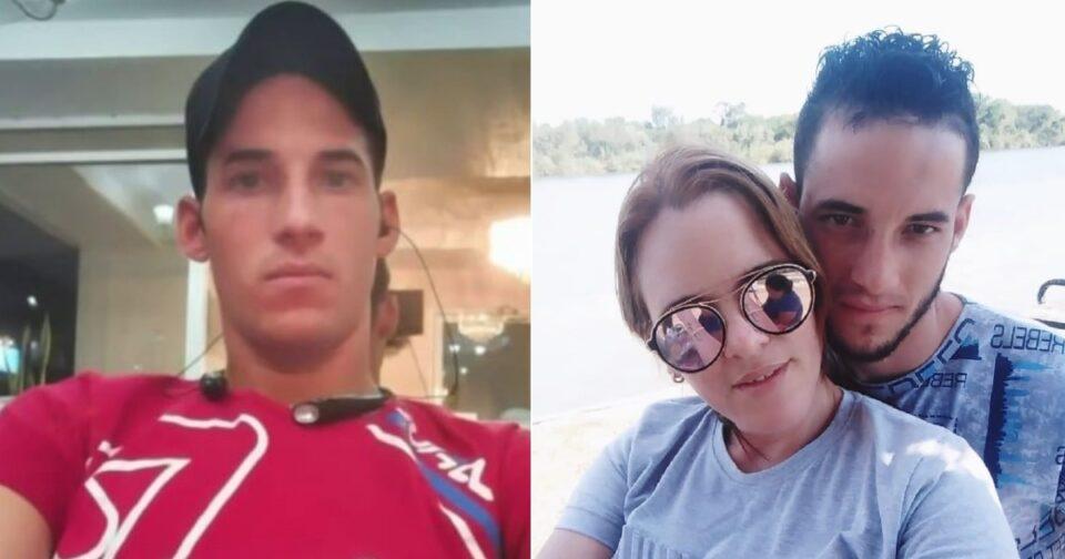 Maillot de bain Pareja del migrante cubano baleado en la frontera con EE.UU. no podrá despedir el cuerpo por no estar casados
