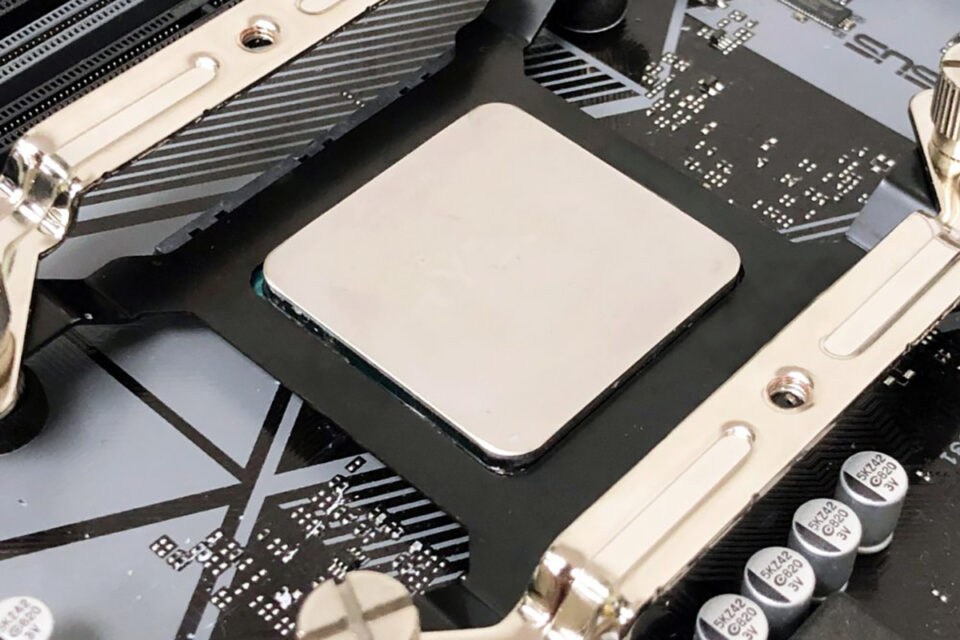 Maillot de bain Gelid's $1.50 bracket protects you from ripping out Ryzen CPUs