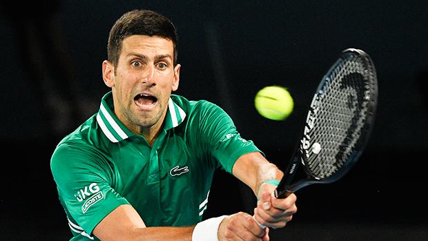 Maillot de bain Novak Djokovic Destroys His Tennis Racket In A Rage Within the course of Australian Birth Match