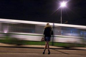 Maillot de bain Maskvos prostitutės pradėjo teikti sekso paslaugas į kreditą