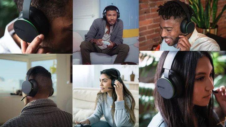 Maillot de bain Microsoft a lansat Xbox Wi-fi Headset – o nouă pereche de căști wireless pentru consolele sale Xbox Sequence X/S și nu numai