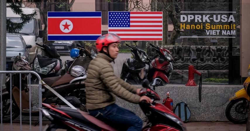 Maillot de bain Hakerzy z Korei Płn. skradli bankom ponad 1,3 mld dol. – twierdzą Amerykanie