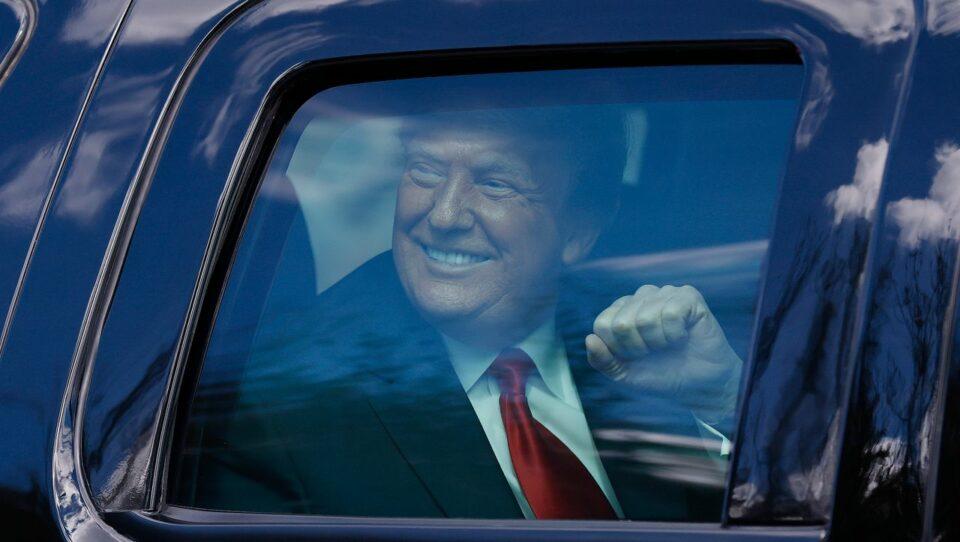 Maillot de bain Donald Trump kündigt ersten Auftritt nach Ende der Präsidentschaft an