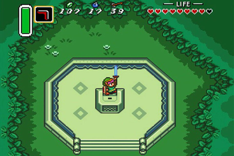 Maillot de bain Why Zelda: A Link To the Previous is aloof basically the simplest sport ever – Reader's Characteristic