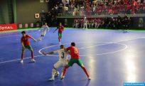 Maillot de bain Futsal : double warfare of phrases amicale Maroc-Argentine, les 6 et 8 mars à Maâmoura