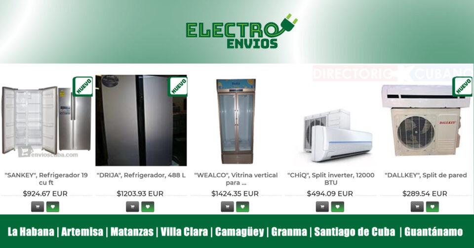 Maillot de bain Gobierno cubano abre nuevas tiendas para la compra de electrodomésticos y mobiliario