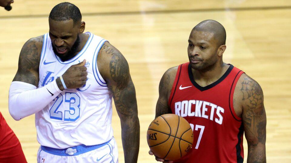 Maillot de bain NBA trade rumors: Bucks, Lakers amongst groups expressing curiosity in Rockets' P.J. Tucker